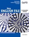 NEW ENGLISH FILE PRE-INTERMEDIATE WORKBOOK WITHOUT KEY+MULTIROM PACK