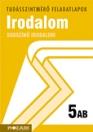 IRODALOM 5AB MS-2709