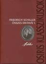 FRIEDRICH SCHILLER ÖSSZES DRÁMÁI 1-2.