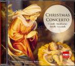 CORELLI,MANFREDINI,TORELLI,LOCATELLI: CHRISTMAS CONCERTO