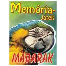 MADARAK MEMÓRIA KÁRTYAJÁTÉK