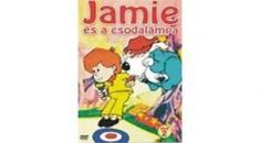 JAMIE ÉS A CSODALÁMPA 2. DVD