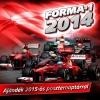 2014 NAPTÁR: FORMA-1