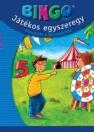 BINGO - JÁTÉKOS EGYSZEREGY DI-458102