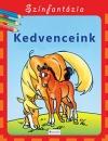 KEDVENCEINK - SZÍNFANTÁZIA SOROZAT