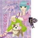 PRINCESS TOP - MY BOOK OF SECRETS LILA