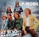 P. MOBIL - AZ ELSŐ NAGYLEMEZ 1978 - 40 ÉVES JUBILEUMI KIADÁS - BAKELIT LEMEZ