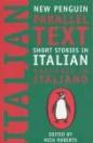 NEW PENGUIN PARALLEL TEXT SHORT STORIES IN ITALIAN