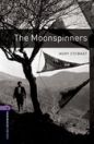 THE MOONSPINNERS - BOOKWORMS LIBRARY 4