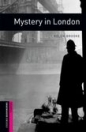 MYSTERY IN LONDON - BOOKWORMS LIBRARY STARTER