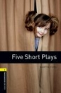 FIVE SHORT PLAYS - OWB 1