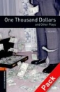 ONE THOUSAND DOLLARS + CD - BOOKWORMS LIBRARY 2