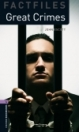 GREAT CRIMES + CD - BOOKWORMS LIBRARY 4