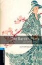 THE GARDEN PARTY AND OTHER STORIES + CD - BOOKWORMS LIBRARY 5