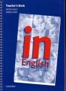 IN ENGLISH STARTER TEACHERS BOOK