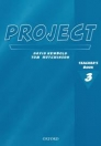 PROJECT 3 TEACHERS BOOK