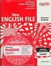NEW ENGLISH FILE ELEMENTARY WORKBOOK WITH KEY + MULTIROM