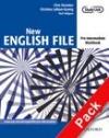 NEW ENGLISH FILE PRE-INTERMEDIATE WB. WITH KEY