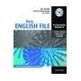 NEW ENGLISH FILE INTERMEDIATE WB WITH KEY+ MULTIROM