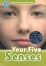 YOUR FIVE SENSES + CD - READ AND DISCOVER 3
