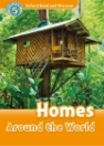 HOMES AROUND THE WORLD - READ AND DISCOVER 5