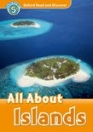 ALL ABOUT ISLANDS - READ A ND DISCOVER 5