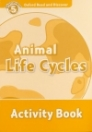 ANIMAL LIFE CYCLES ACTIVITY BOOK - READ AND DISCOVER 5