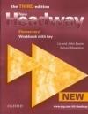 NEW HEADWAY ELEMENTARY WORKBOOK WITH KEY (THIRD EDITION)