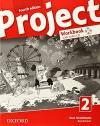 PROJECT 2. WB - FOURTH EDITION WITH AUDIO CD