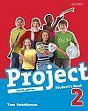 PROJECT 2. STUDENTS BOOK THIRD EDITION
