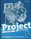 PROJECT 5 (THIRD EDITION) MUNKAFÜZET + CD-ROM