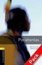 POCAHONTAS + CD - BOOKWORMS LIBRARY 1