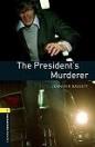 THE PRESIDENT'S MURDERER + CD - BOOKWORMS LIBRARY 1