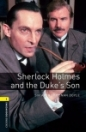 SHERLOCK HOLMES AND THE DUKE'S SON + CD - BOOKWORMS LIBRARY 1