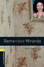 REMEMBER MIRANDA - BOOKWORMS LIBRARY 1