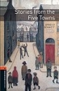 STORIES FROM THE FIVE TOWNS + CD - BOOKWORMS LIBRARY 2