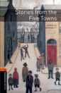 STORIES FROM THE FIVE TOWNS - BOOKWORMS LIBRARY 2