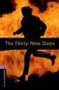 THE THIRTY-NINE STEPS - BOOKWORMS LIBRARY LEVEL 4