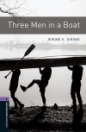 THREE MEN IN A BOAT - BOOKWORMS LIBRARY 4
