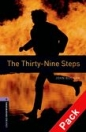 THE THIRTY-NINE STEPS + AUDIO CD - BOOKWORMS LIBRARY LEVEL 4