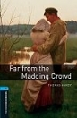 FAR FROM THE MADDING CROWD + CD - BOOKWORMS LIBRARY 5
