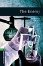 THE ENEMY + CD - BOOKWORMS LIBRARY 6