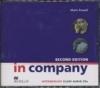 IN COMPANY INTERMEDIATE (SECOND EDITION) CLASS AUDIO CD
