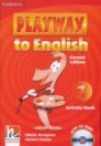 PLAYWAY TO ENGLISH 1. ACTIVITY BOOK + CD-ROM SECOND EDITION