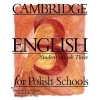 CAMBRIDGE ENGLISH FOR SCHOOLS STUDENTS BOOK THREE
