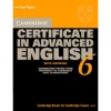 CAMBRIDGE CERTIFICATE IN ADVANCED 6
