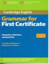 GRAMMAR FOR FIRST CERTIFICATE 2ND ED.