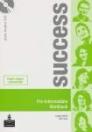 SUCCESS PRE-INTERMEDIATE WORKBOOK + CD