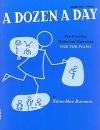 A DOZEN A DAY BOOK ONE PRIMARY WMR000198
