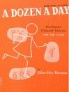 A DOZEN A DAY BOOK FOUR: LOWER-HIGH WMR000430